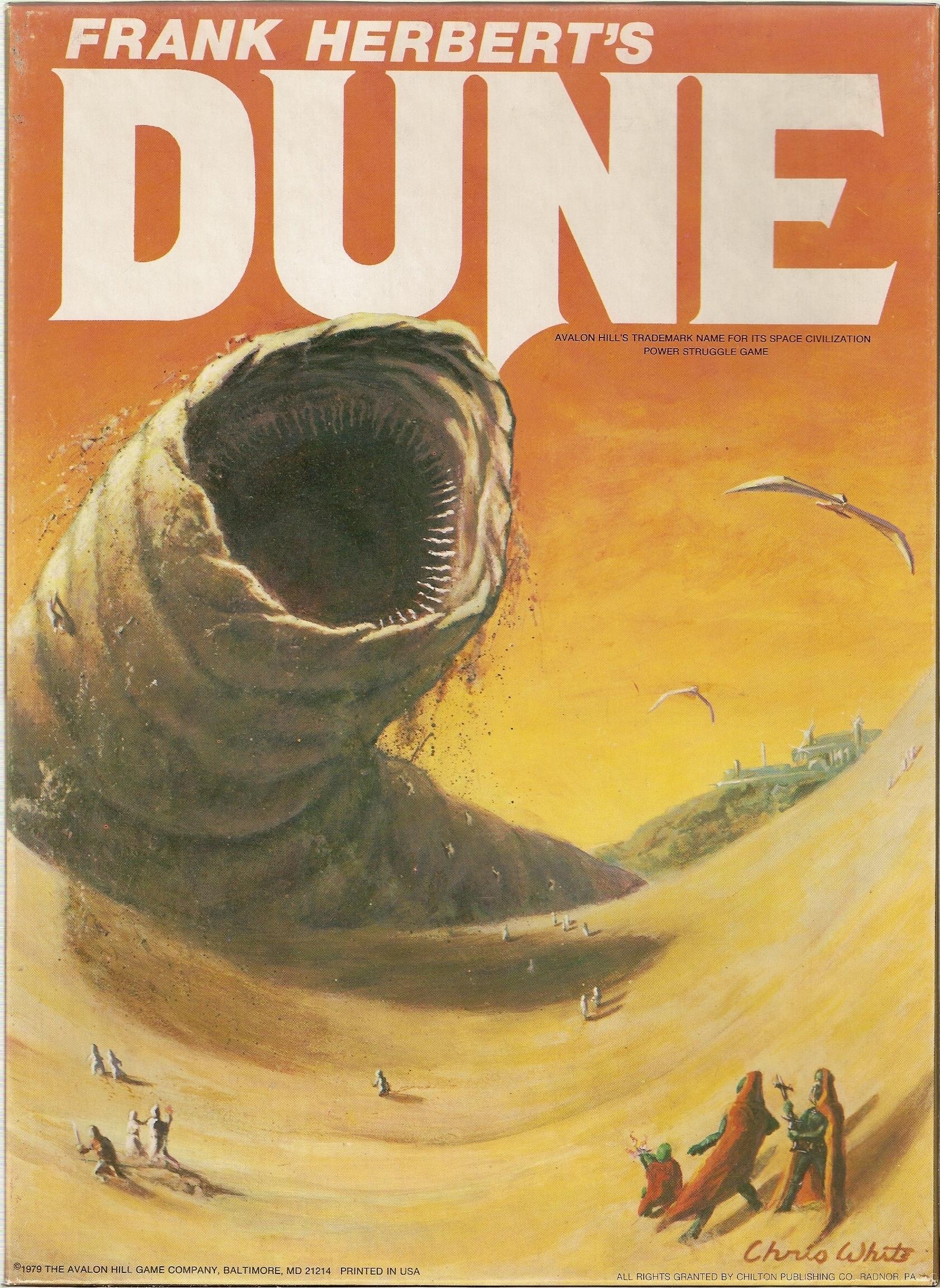 chilton books dune