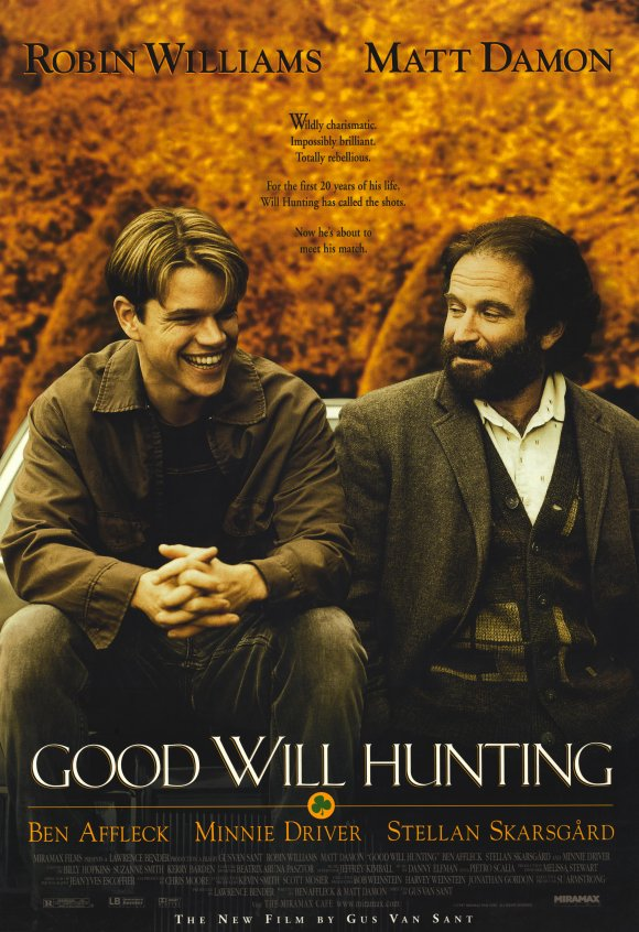 a review of the story of good will hunting Screenwriting and screenplay reviews, contests, interviews, agents  about:  good will hunting was originally purchased by rob reiner  i mean, the story  was basically about a couple of friends hanging out in boston, right.